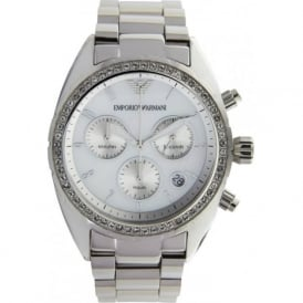 Armani Watches AR5959 Emporio Armani Womans Stainless steel Watch