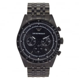 AR5989 Mens Black Tazio Classic Watch