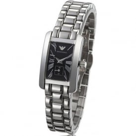 Armani Watches AR0170 Armani Silver Stainless Steel Ladies Watch