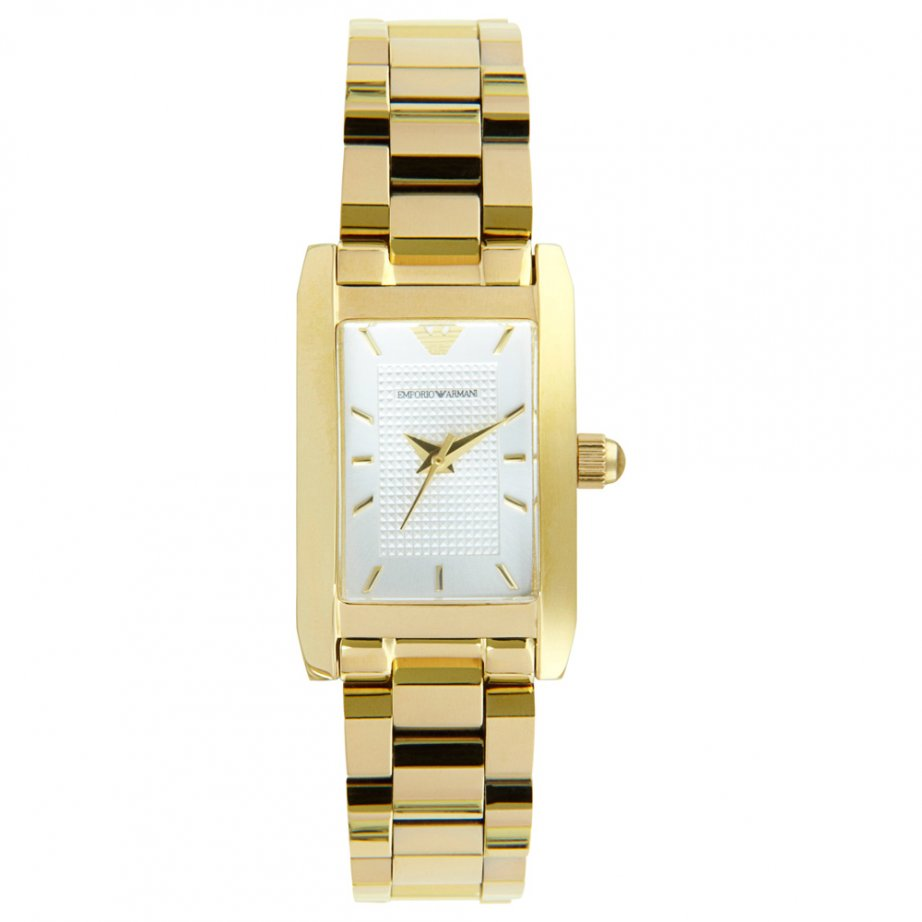 Titan Gold Watch For Ladies