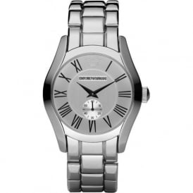 Armani Watches AR0647 Classic Stainless Steel Mens Watch