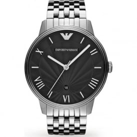 Armani Watches AR1614 Gents Stainless Steel Watch