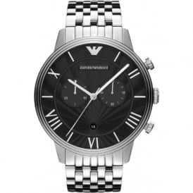 Armani Watches AR1617 Gents Stainless Steel Watch