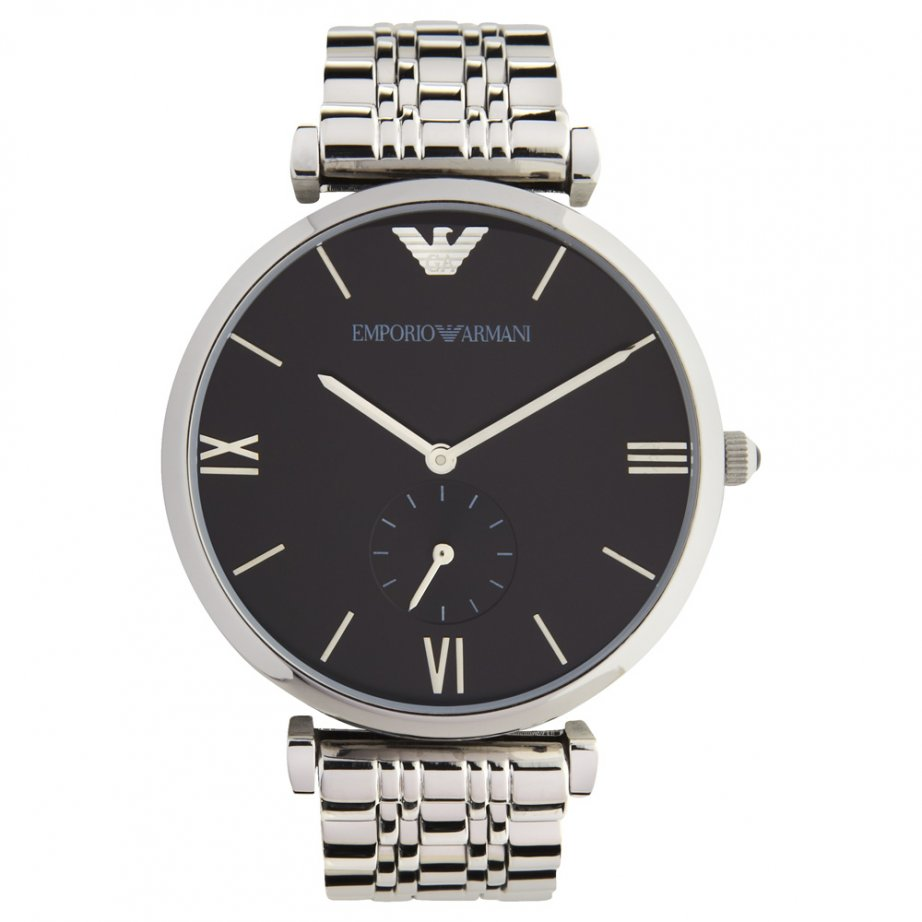 Armani watch ar1676 cheap emporio armani ar1676 stainless steel watch for Stainless steel watch