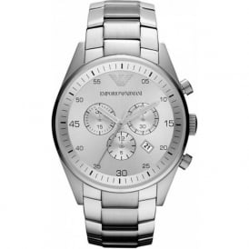 Armani Watches AR5963 Armani Silver Stainless Steel Men's Watch