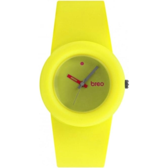 Breo Watches Yellow Loop Watch B-TI-LOP6