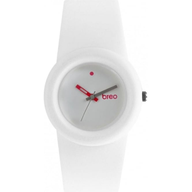 Breo Watches White Loop Watch B-TI-LOP8