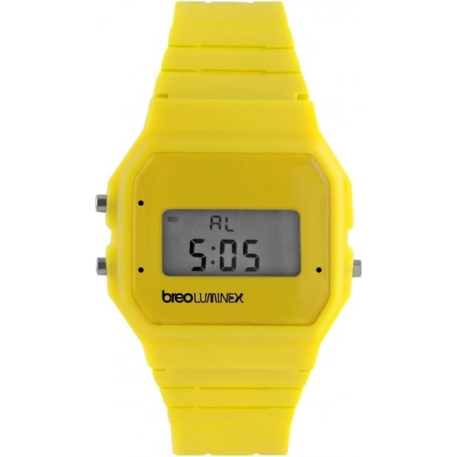 Breo Watches Yellow Luminex Watch B-TI-LX68