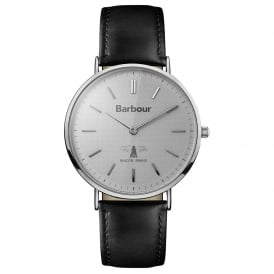 BB055SLBK Hartley Leather Mens Watch