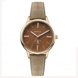 BB058BRKH Embleton Brown Leather Ladies Watch
