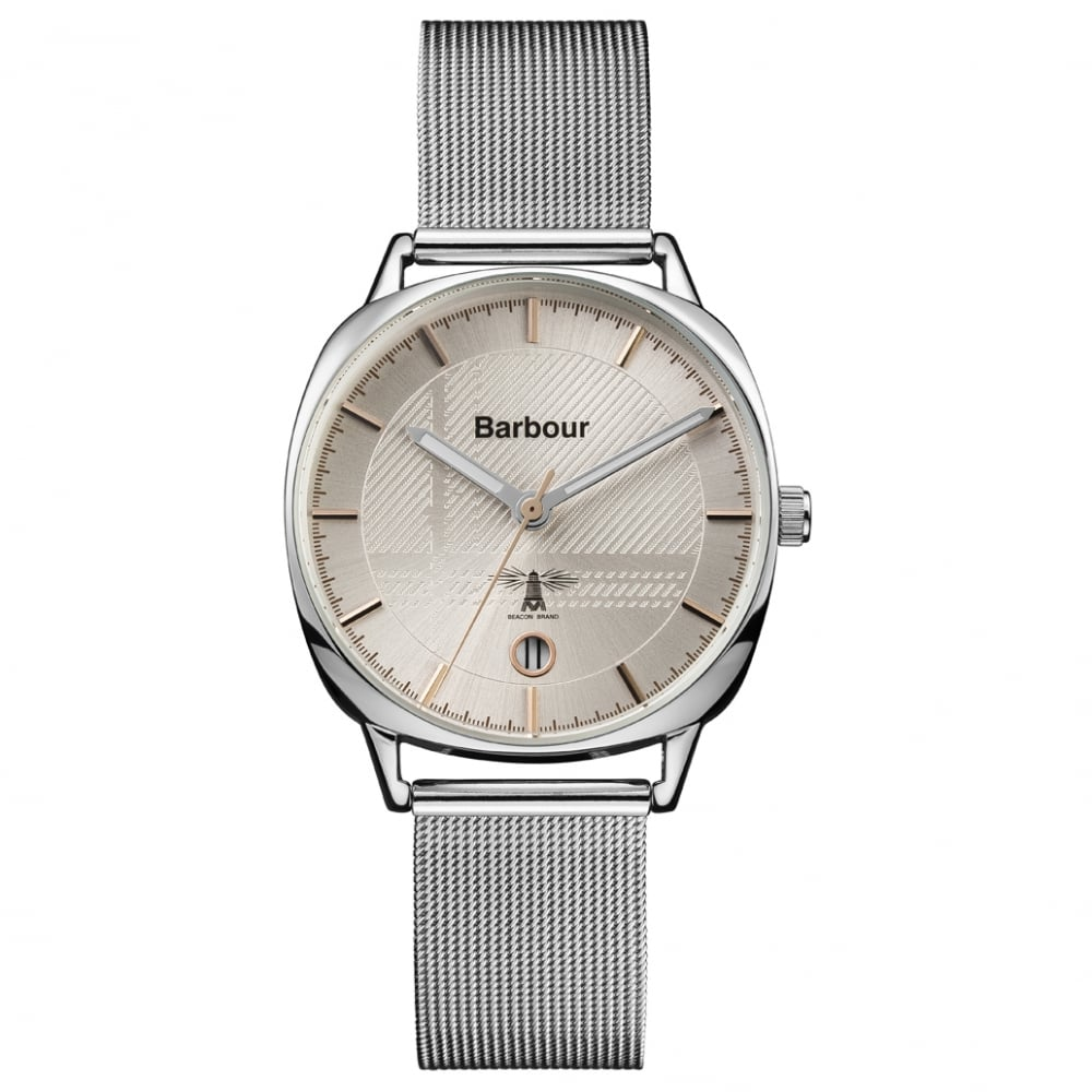 Bb062sl Mitford Ladies Silver Watch