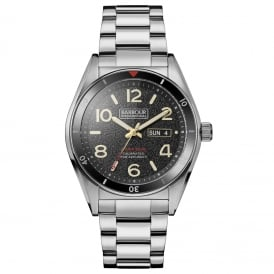 International BB054SL Kenton Mens Stainless Steel Watch
