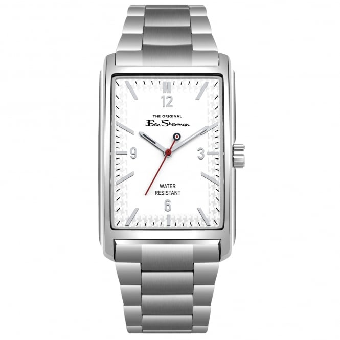 Ben Sherman BS013WSM Silver Stainless Steel Men's Watch