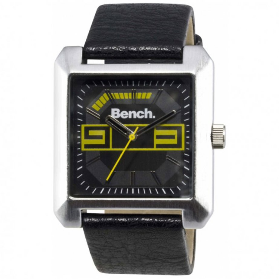bench watch black leather bc0353bkbk cheapest bench