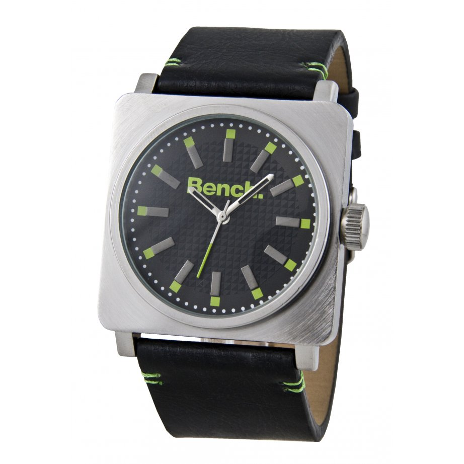 bench watches black leather bc0301bkbk cheapest bench
