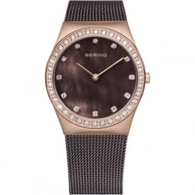 Bering 12430-262 Ladies Stainless Steel Mesh