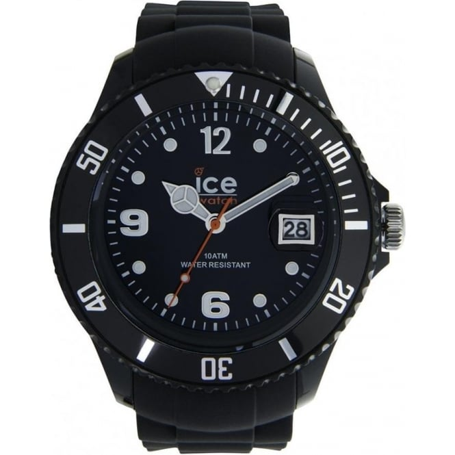 Black Sili Forever Big Big Watch SI.BK.BB.S.11