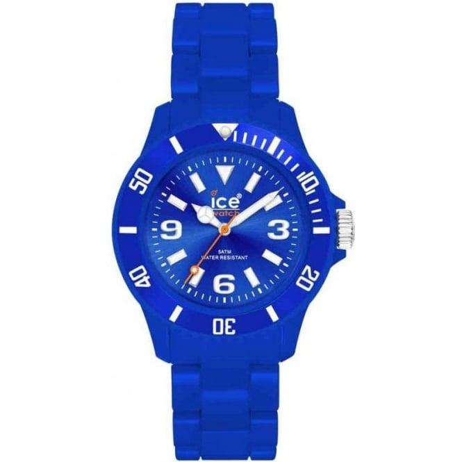 Ice-Watch Blue Classic Solid Unisex Watch CS.BE.U.P.10