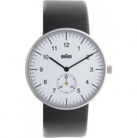 Simple Watch, Leather Strap