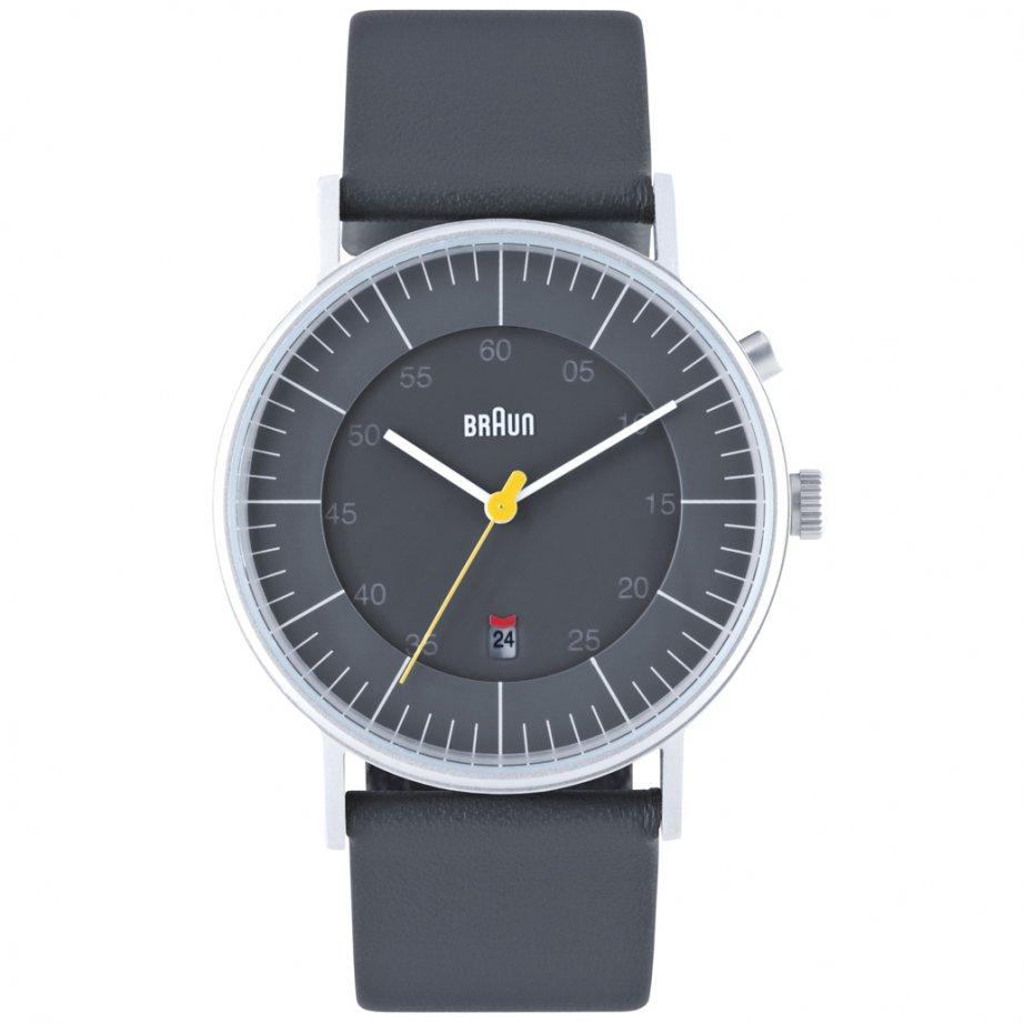 braun grey leather bn0013gygyg buy mens braun