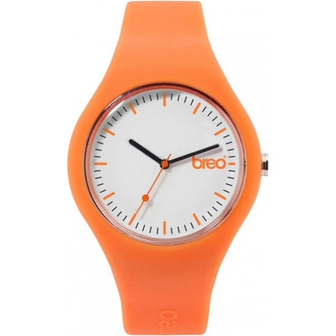 Breo Watches Classic Orange Watch B-TI-CLC1