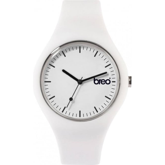 Breo Watches Classic White Watch B-TI-CLC8