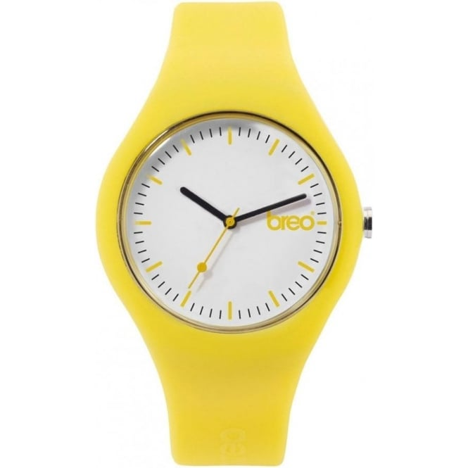 Breo Watches Classic Yellow Watch B-TI-CLC6