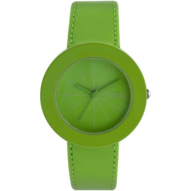 Breo Watches Lima Leather Watch Light Green B-TI-LM5