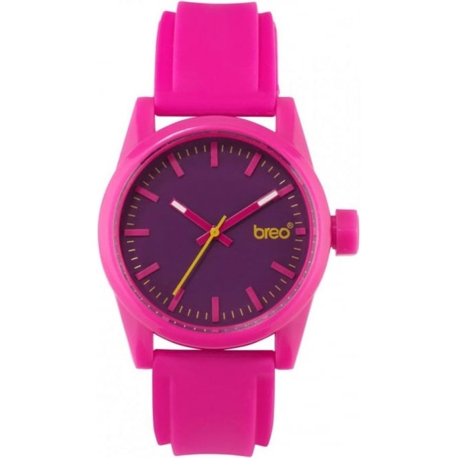Breo Watches Polygon Pink Watch B-TI-PLY3