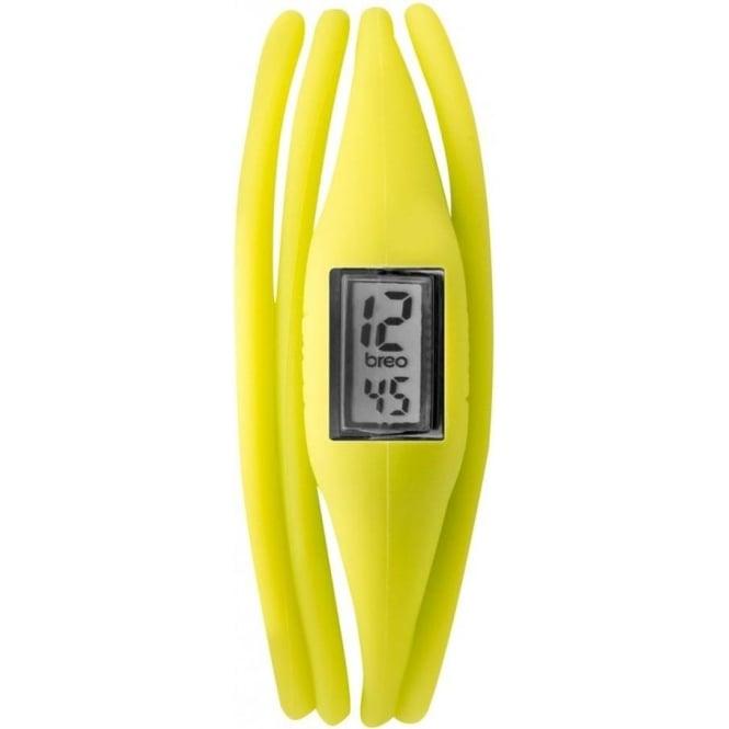 Breo Watches Roam Twist Lime Watch B-TI-RTW5