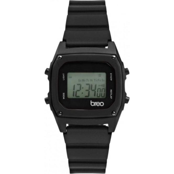 Breo Watches B-TI-BIN7 Binary Black Digital Watch