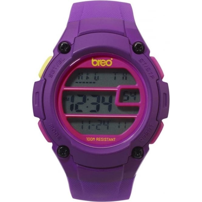 Breo Watches Zone Purple Watch B-TI-ZNE2