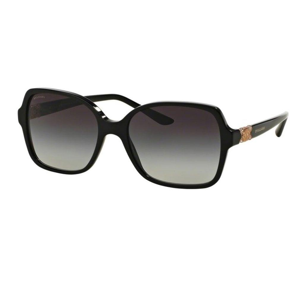 a6b41a09d1 0BV8164B 501 8G 56 Grey and Black Ladies Sunglasses