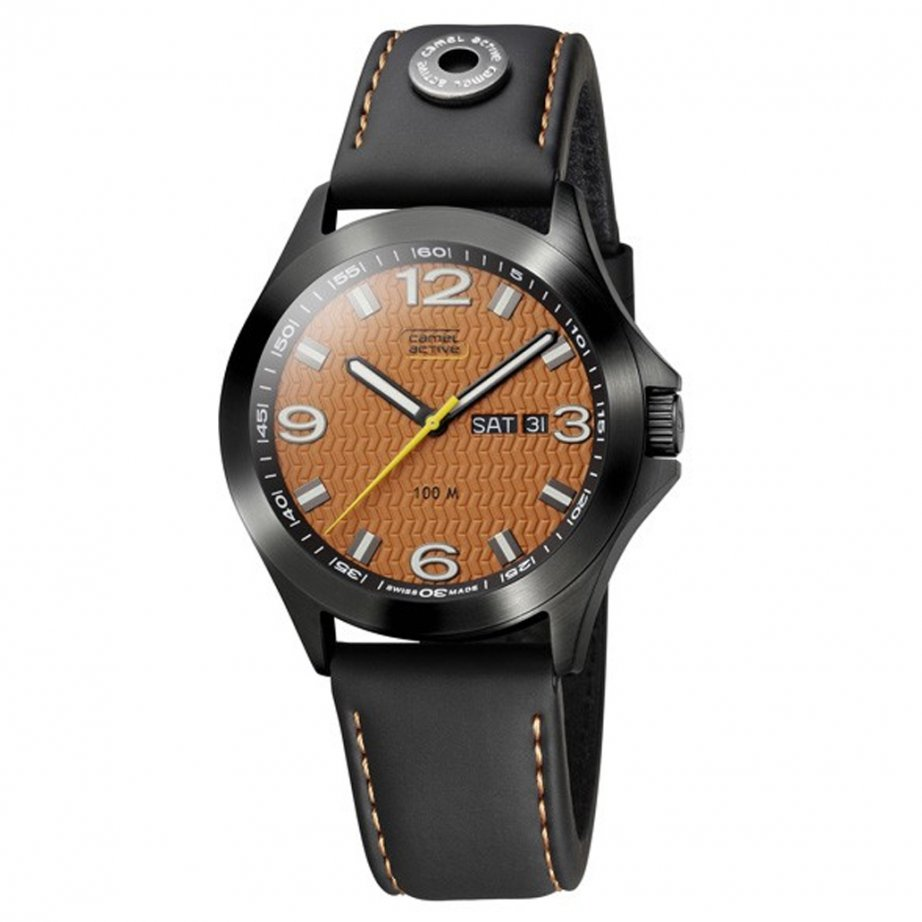 Купить Часы Nixon The Cruiser Black - rasprodaga137