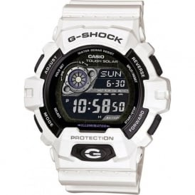 G-Shock GR-8900A-7ER Digital White Rubber Unisex Watch
