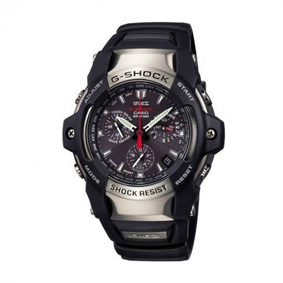 gs 1100 1aer black g shock mens geiz