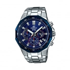 EFR-554RR-2AVUEF Edifice Scuderia Toro Rosso Limited Edition Stainless Steel Men's Watch