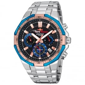 Casio Watches EFR-554TR-2AER Edifice Toro Rosso Special Edition Men's Chronograph Watch