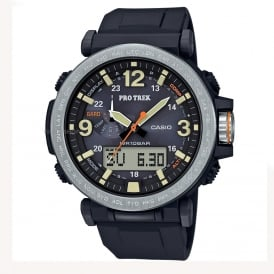 PRG-600-1ER Pro Trek Grey Solar Powered Watch