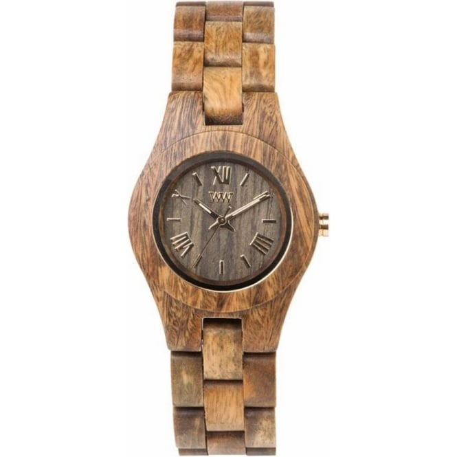 WeWood Criss Army Wooden Ladies Watch WCARMY