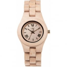 WeWood Criss Beige Wooden Ladies Watch WCBEIGE