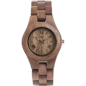 WeWood Criss Nut Wooden Ladies Watch WCNUT