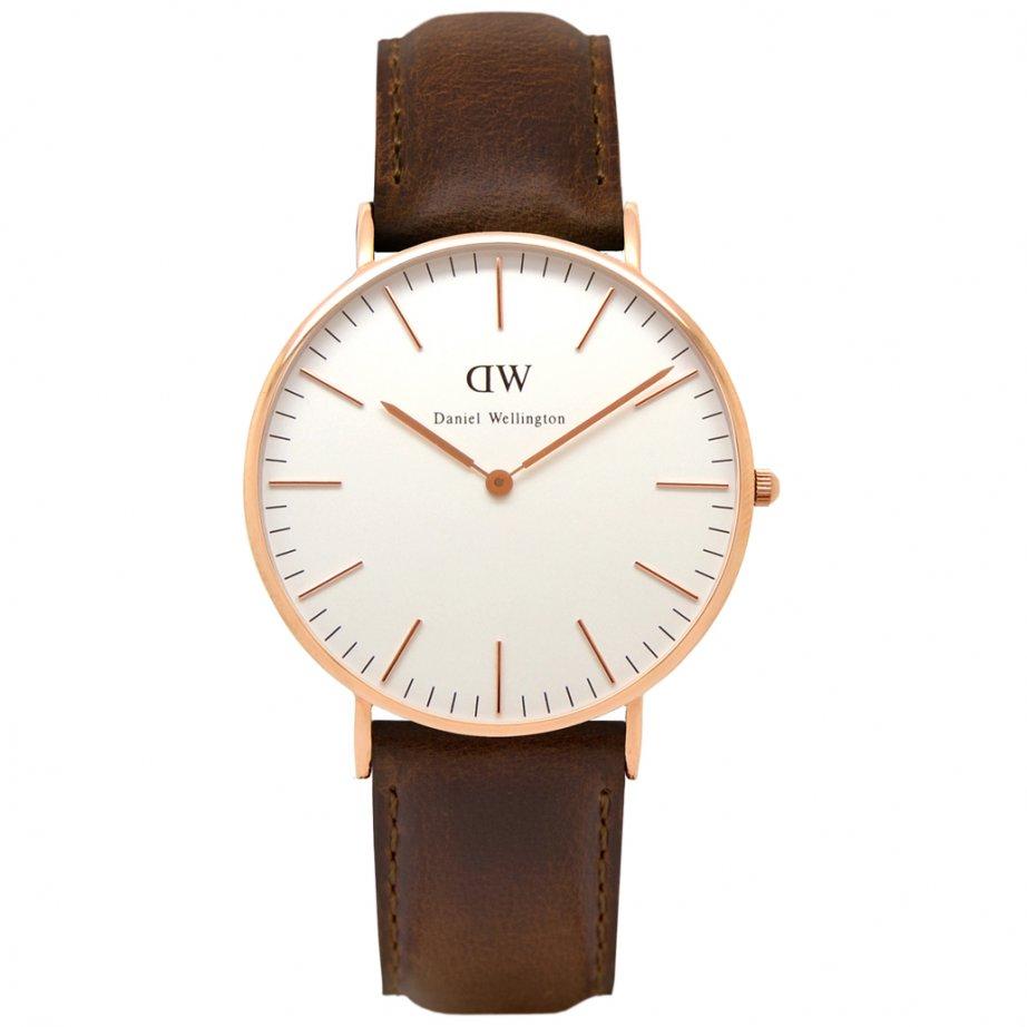 Daniel Wellington 0511DW Classic Bristol brown watch ...