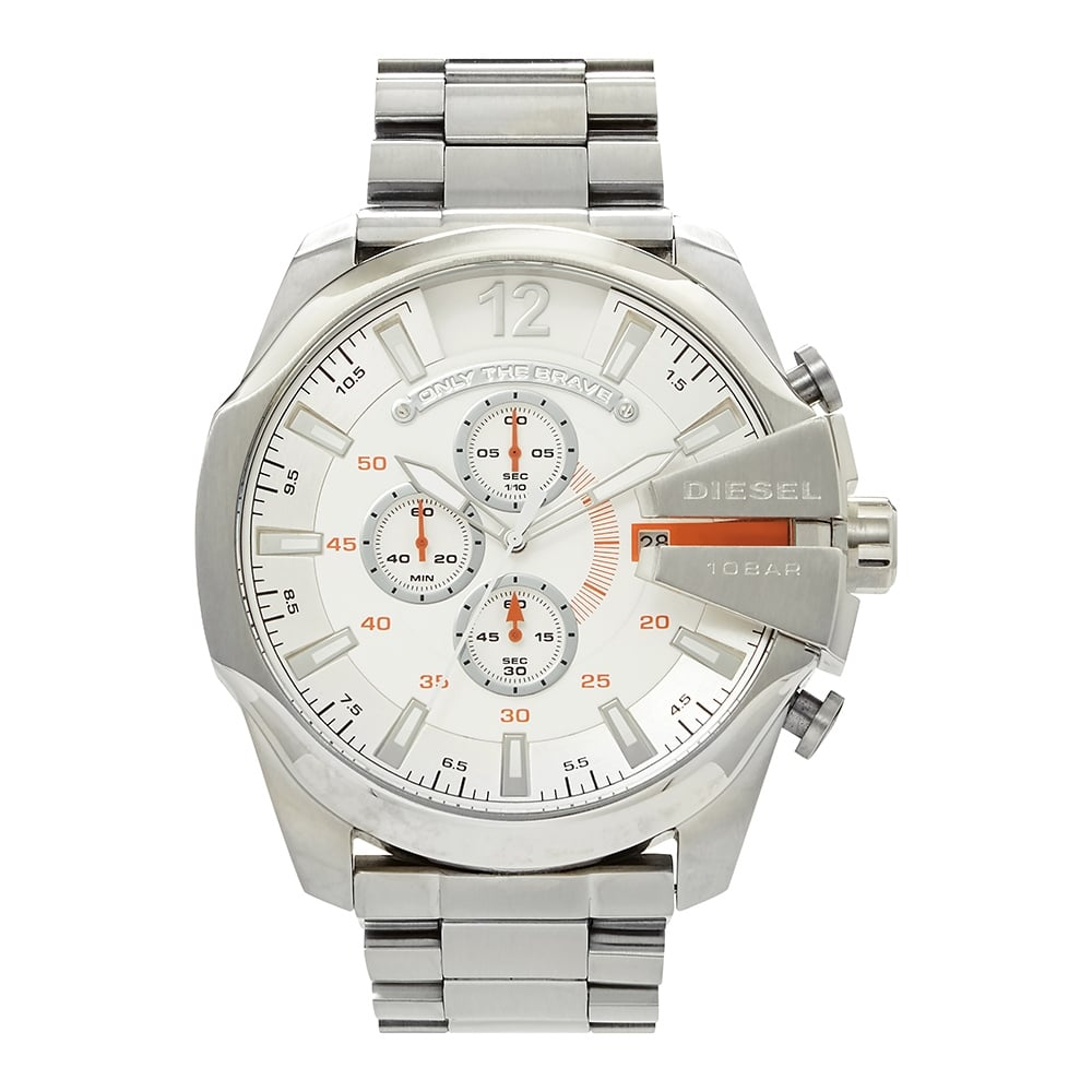 diesel chronograph youtube chief s watches men mega watch