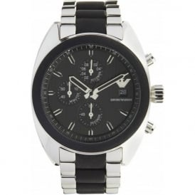 Armani Watches AR5952 Gents Silver Stainless Steel Watch