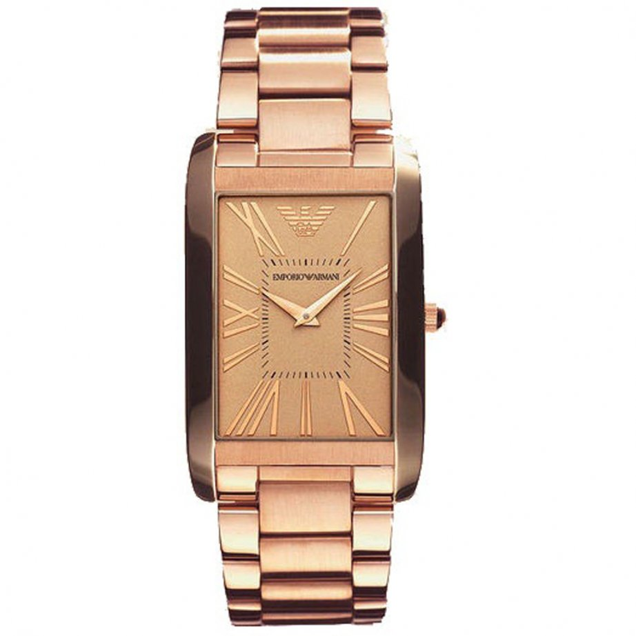 Golden Watch For Mens