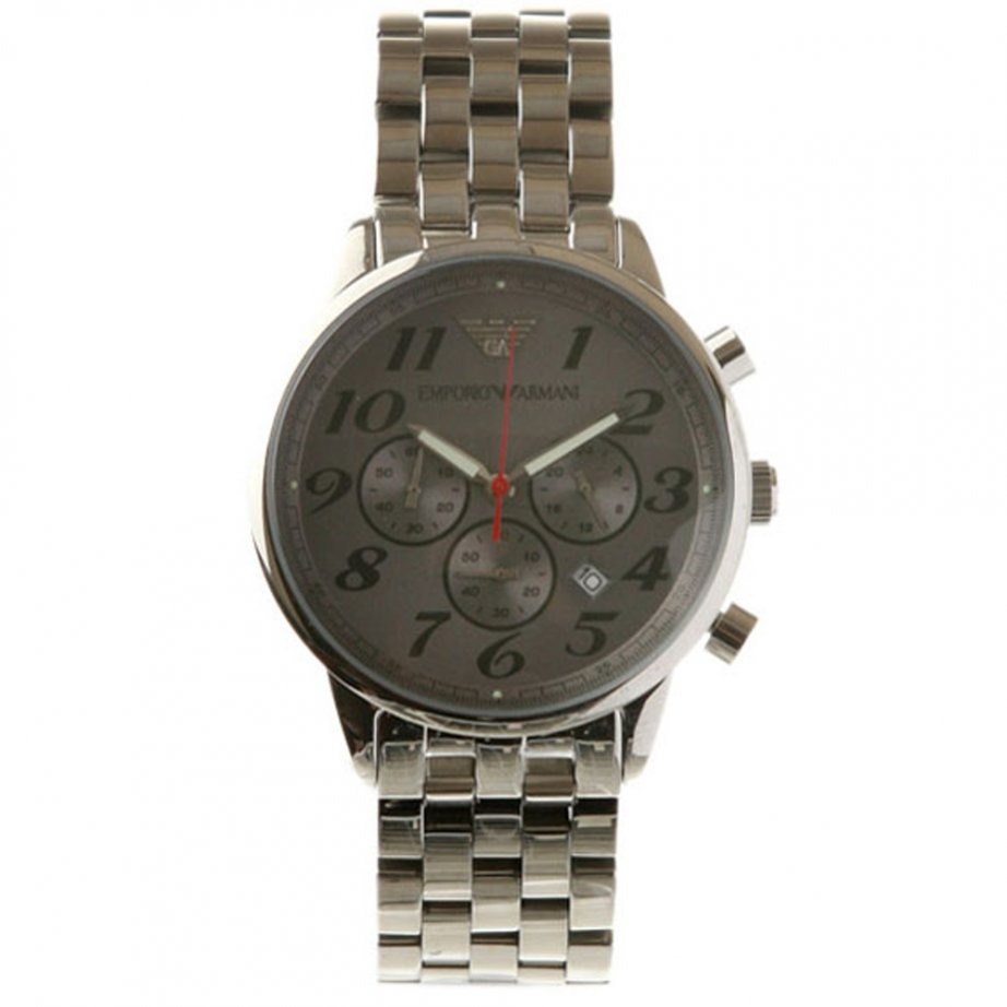 emporio stainless steel mens ar0624 buy emporio