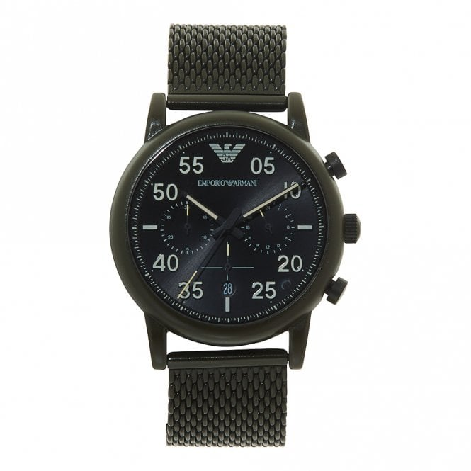 0bc303dd1b13 Mens Armani Watches from TicWatches.co.uk Emporio SALE now on