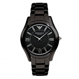 Armani Watches AR1441 Black Ceramic Watch