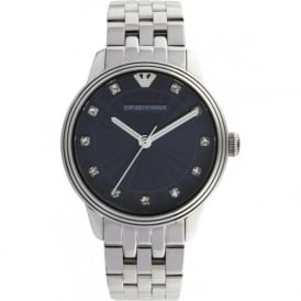 Armani Watches AR1653 Stainless Steel Classic Womens Watch